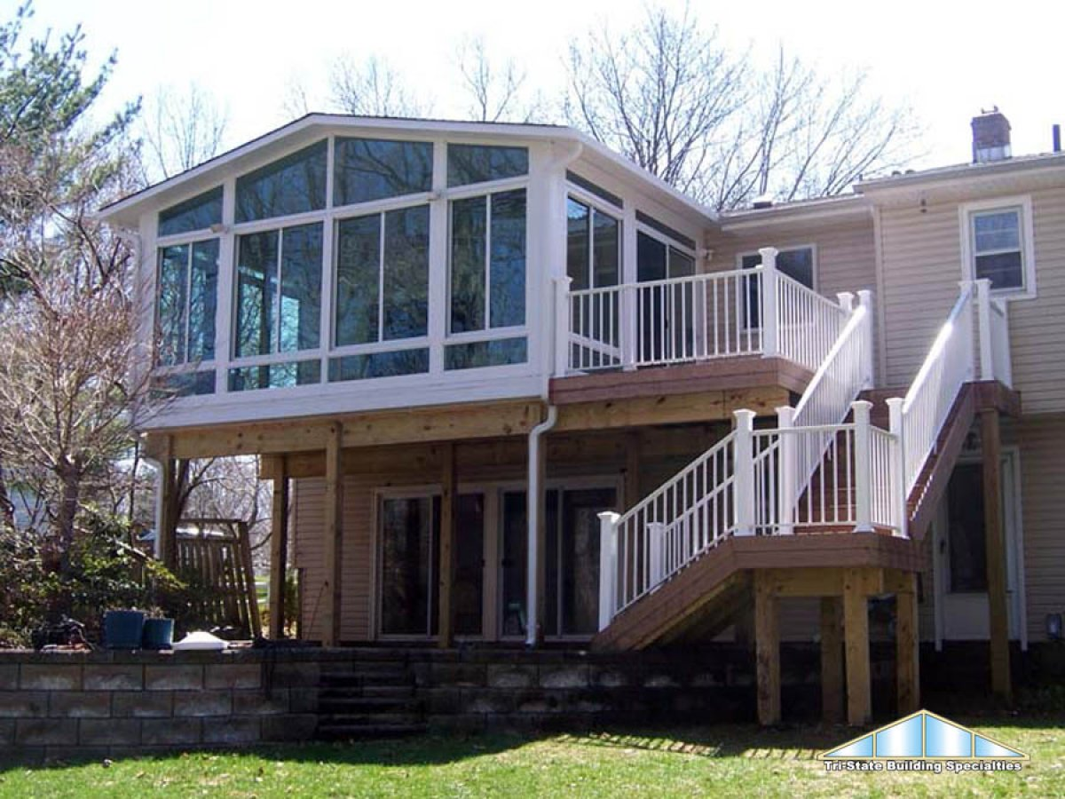 New Sunroom Jobs Tri State Building Specialties